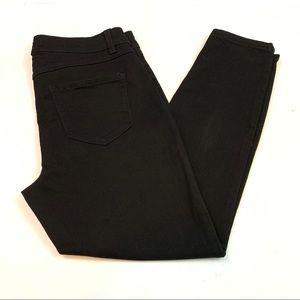 d. Jeans Size 10 Black Skinny Jeans